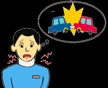 交通事故による受傷