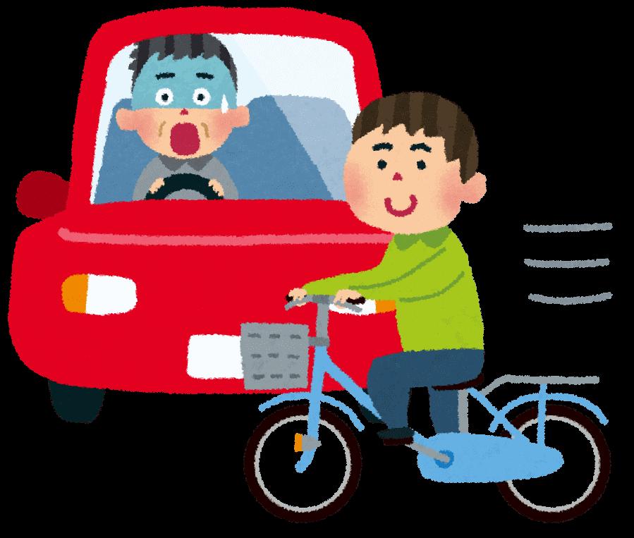 自転車交通事故